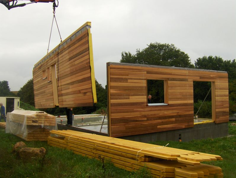Du terrain a la maison hors d eau hors d air blog mob for Constructeur de maison hors d eau hors d air